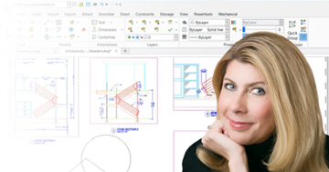 Ar DraftSight gali pakeisti AutoCAD?
